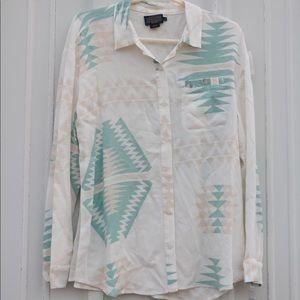 BRAND NEW Pendleton Long Sleeve Tunic
